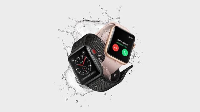 Apple Watch 3 salva la vida de un kitesurfer varado