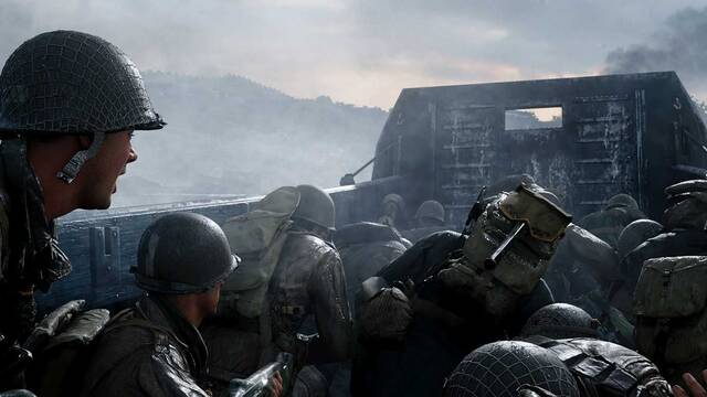 La Superliga Orange de Call of Duty WWII, en peligro
