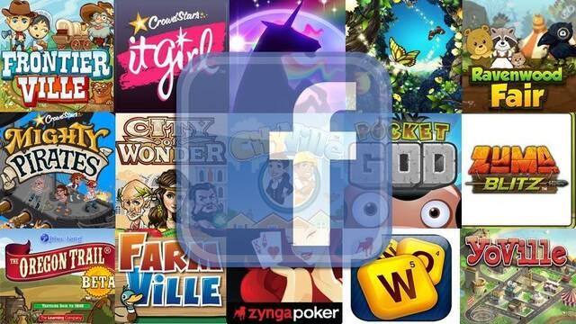 Facebook erradica las invitaciones de los juegos en su red social