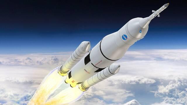 La NASA muestra en vídeo su paracaídas supersónico para la misión de Marte