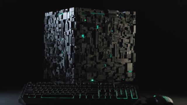 El Cubo Borg de Star Trek se convierte en un PC Gamer para la realidad virtual