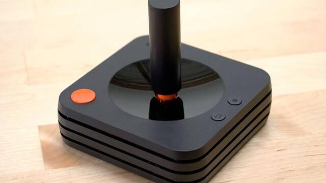 Así es el mando de la nueva Ataribox que encantará a los amantes de lo retro