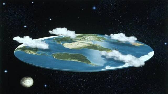 El gobierno le prohíbe intentar demostrar que la Tierra es plana