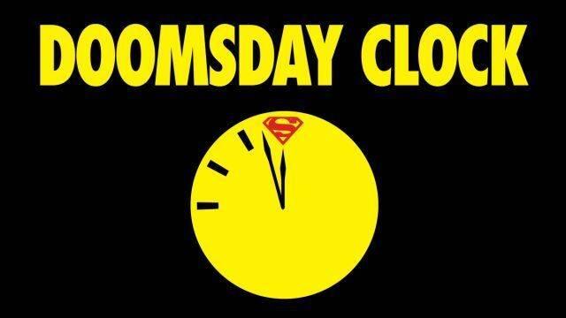 Doomsday Clock llega para tomar el relevo de Watchmen