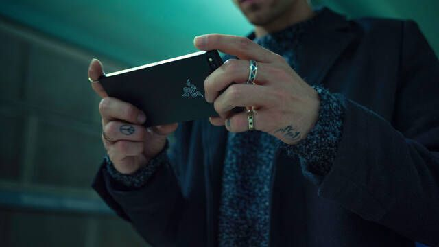 Razer presenta el Razer Phone: Snapdragon 835, 8GB de RAM y pantalla de 120 Hz por 749,99€