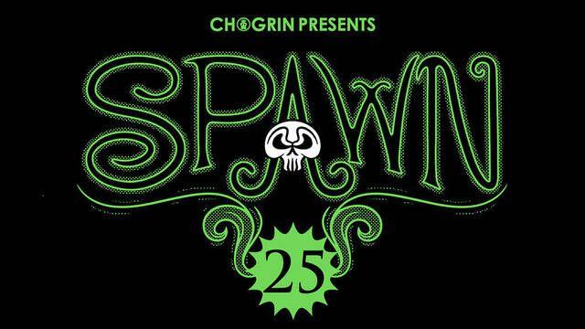 Spawn cumple 25 años y lo celebra con 25 piezas artísticas