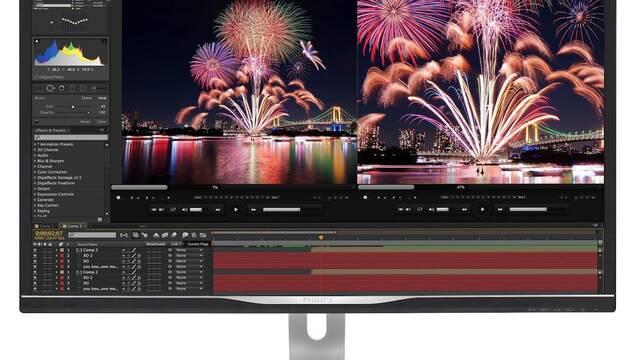 """Philips presenta su nuevo monitor de 32"""" QHD y con USB-C"""