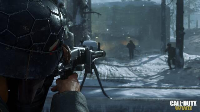 Los jugadores de OpTic comparten en la red sus primeras jugadas en Call of Duty: WWII