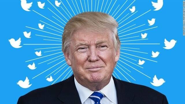 Un empleado de Twitter expulsa a Donald Trump de la red social durante 11 minutos