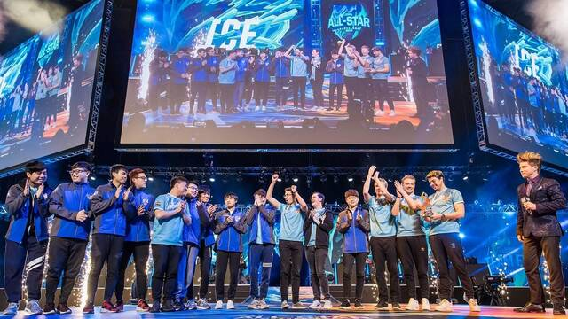 El Equipo Hielo de xPeke gana el All-Star 2016 de League of Legends
