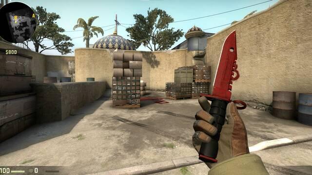 La jugada con el cuchillo de 'device' que aún no se creen los aficionados al CS:GO
