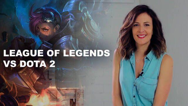 League of Legends vs DOTA 2: ¿Cuál es el mayor eSport?