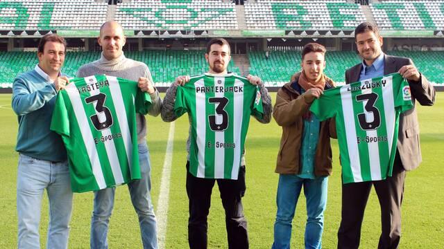 El Real Betis anuncia su entrada a los eSports