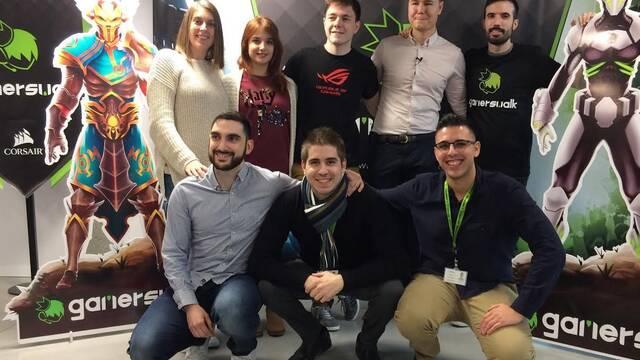 Se presenta GamersWalk, la nueva plataforma española de deportes electrónicos