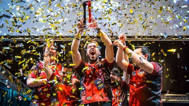 ASUS ROG Army es el campeón de la Final Cup de LOL en Gamergy Orange Edition