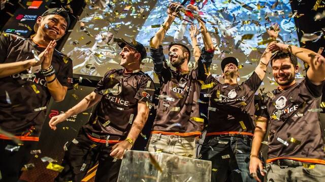 x6tence es el ganador de la Final Cup de CS:GO en Gamergy Orange Edition