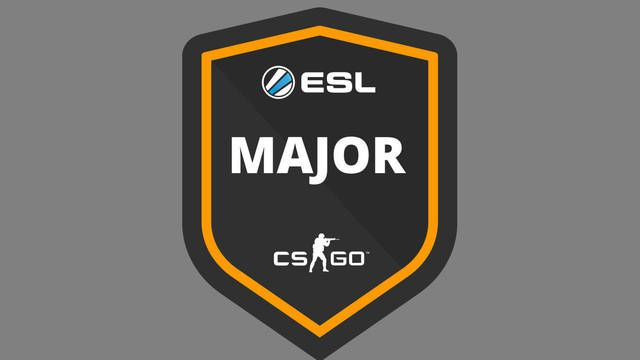 Sigue en directo el ESL Major de CS:GO