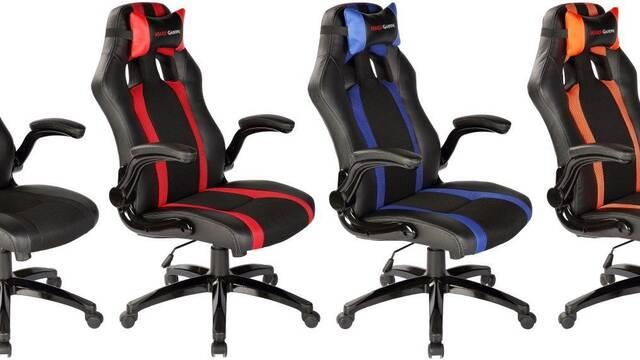 Más colores para la MGC2, la silla gamer estrella de Mars Gaming