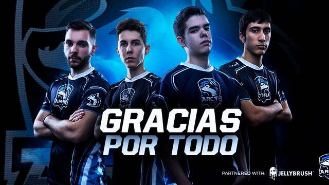 Arctic Gaming dice adiós a su equipo de Call of Duty
