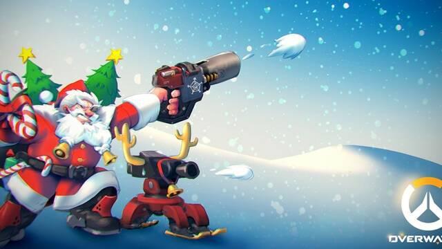 Overwatch ya tiene fecha para su evento de Navidad