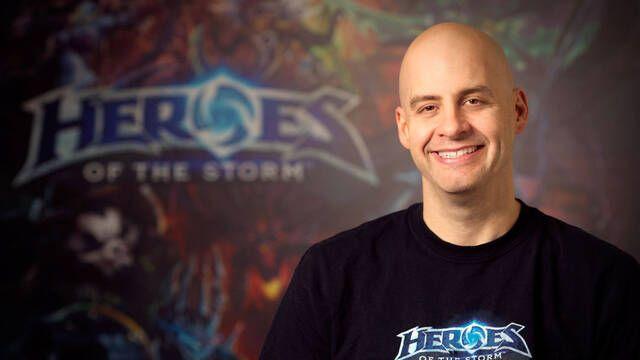 Dustin Browder deja su cargo como director de Heroes of the Storm