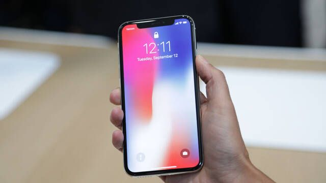 Si usas Face ID no actualices tu iPhone X a iOS 11.2