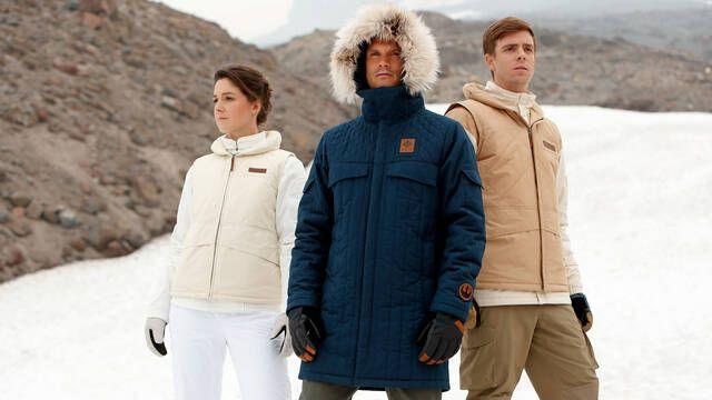 Columbia presenta chaquetas inspiradas en Star Wars: El Imperio Contraataca