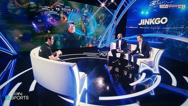 Bein Sports emitirá en Francia las finales del League of Legends Challenge France