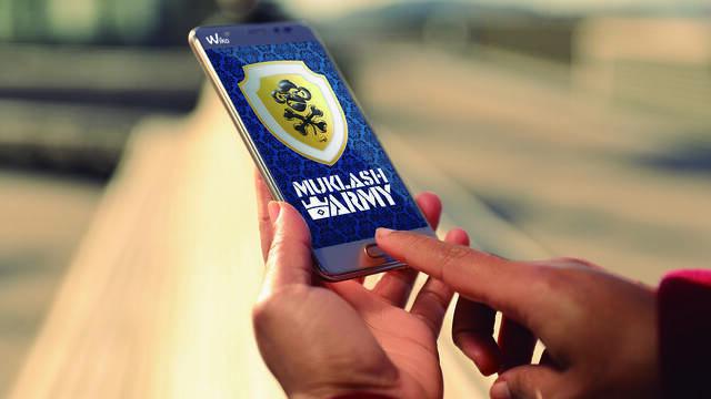 La marca de móviles Wiko patrocinará a Muklash Army, el equipo campeón del mundo de Clash Royale