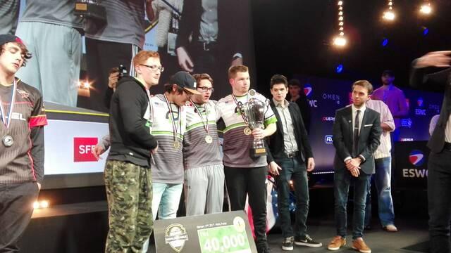 OpTic se proclama rey del EWSC CWL Paris de Call of Duty Infinite Warfare