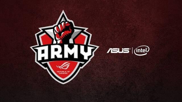 Los equipos de la SuperLiga Orange de League of Legends: ASUS ROG Army