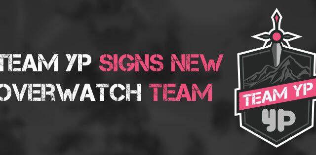 Team Youporn ficha a un equipo francés de Overwatch