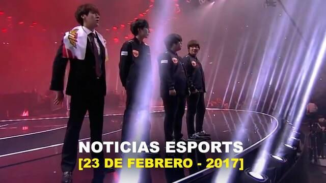 Las noticias de la semana en los eSports: Vuelve Team YouPorn, echan de casa a un jugador profesional de LOL