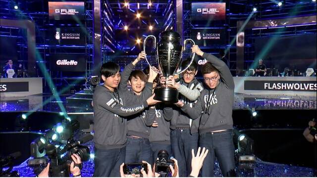 Flash Wolves es el campeón del IEM Katowice 2017 de League of Legends