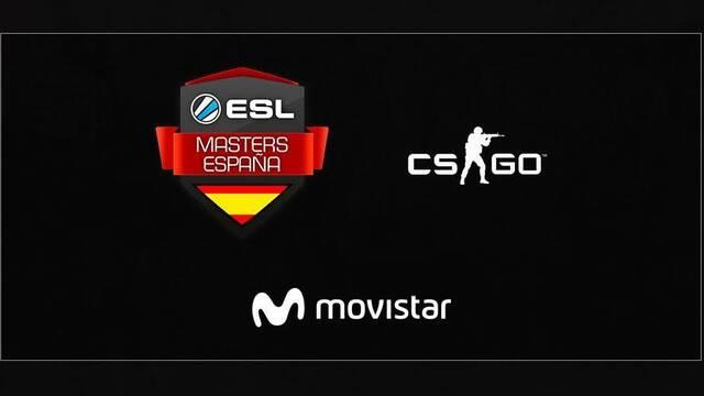 ESL Masters España de CS:GO, la nueva liga regular del FPS de Valve en España, ya tiene fecha