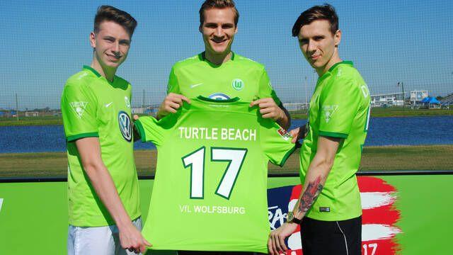 Turtle Beach se convierte en patrocinador del equipo de eSports del Wolfsburgo