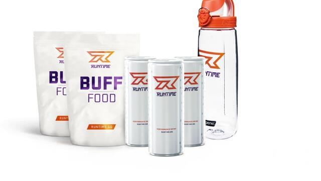 Nace Runtime, la primera marca de complementos alimenticios para los deportistas de eSports