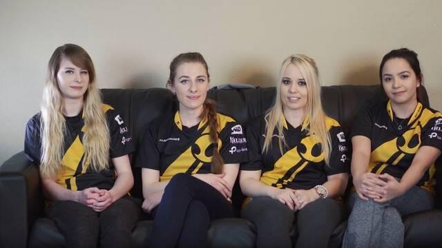 Team Dignitas presenta su primer equipo femenino de CS:GO en sus 13 años de historia