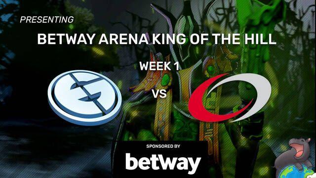 Betway lanza Betway Arena, su propio torneo de eSports que se pone en marcha con DOTA 2