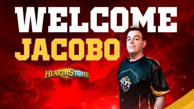 Jacobo se convierte en el nuevo jugador del equipo de Hearthstone de KPI Gaming