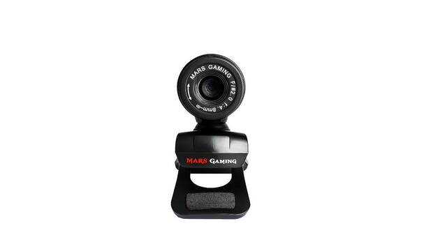Mars Gaming presenta MW1, su primera webcam para streamers