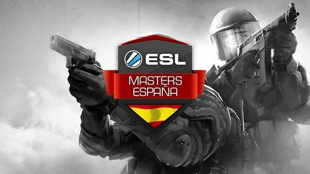 X6tence y Arctic Gaming ya son equipos de la ESL Masters España