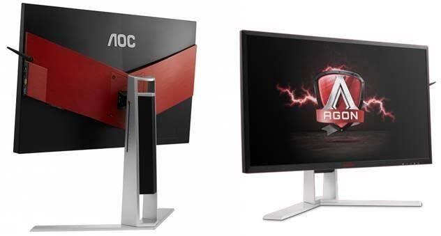 AOC presenta su nuevo monitor AGON AG271UG con 4K, pantalla IPS y NVIDIA G-SYNC