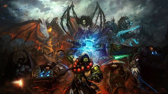 El World Cyber Arena 2017 cerca de no tener torneos de juegos de Blizzard