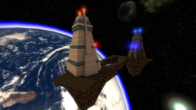 Un modder crea una versión de Facing Worlds, el mejor mapa de Unreal Tournament, para CS:GO
