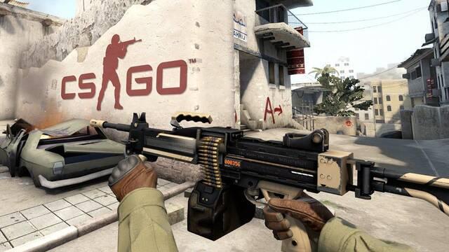 CS:GO elimina el revolver R8 y la Negev de las partidas competitivas