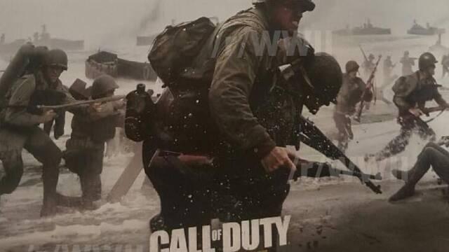 Call of Duty: WWII es una realidad según dos nuevas fuentes cercanas a la industria