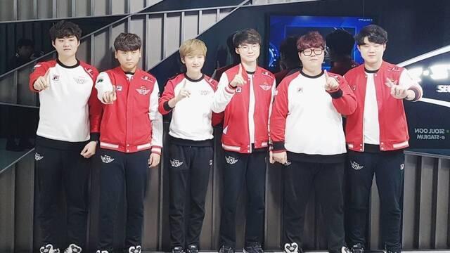SK Telecom T1 es el campeón de la fase regular del Spring Split de la LCK