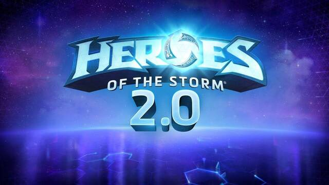 Blizzard presenta Heroes of the Storm 2.0, la evolución de su MOBA