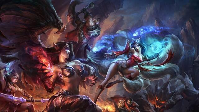 League of Legends es el juego más jugado en los PC Bang coreanos en detrimento de Overwatch